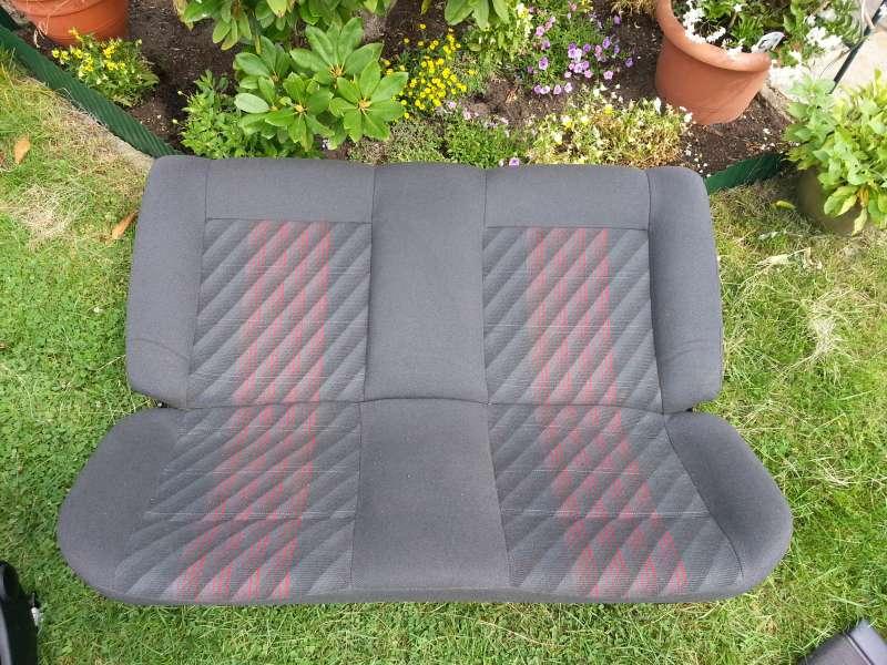 golf 2 g60 komplette innenausstattung biete vw golf 2. Black Bedroom Furniture Sets. Home Design Ideas